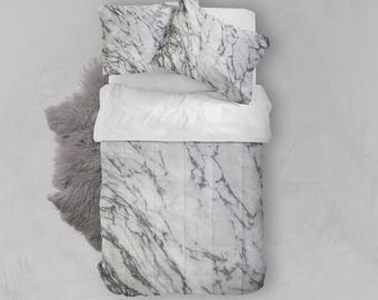 marble bedding set white bedding marble duvet cover marble pillowcases bedding queen