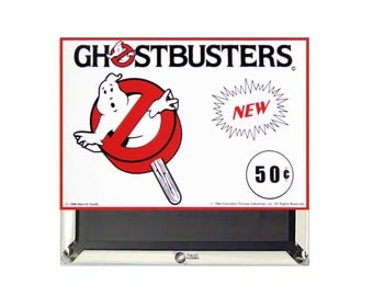 Ghostbusters Ice Cream Magnet