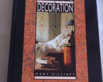 Mary GILLIATT decorating book
