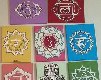 SALE!!! 50% OFF!!! Seven Signs Of Chakra