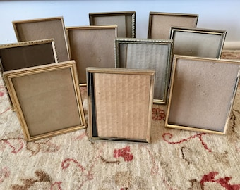 gold frames brass picture frame small frames 4x5 picture frame table number holders small picture frames - Mini Picture Frames Bulk