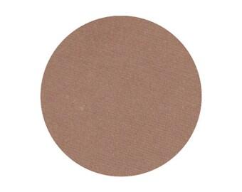 Grounds, 26 mm Pan, Pressed Matte Eyeshadow, Light Medium Brown Matte Eyeshadow