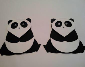 Panda Die Cut