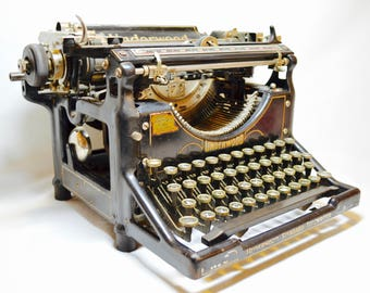 Underwood Typewriter No. 5