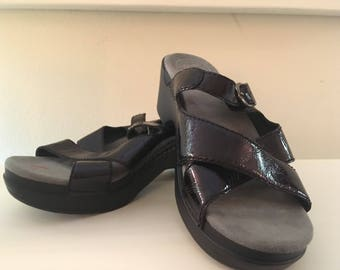 Dansko Wedge Sandals