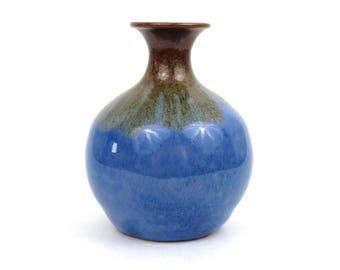 Pigeon Forge Pottery Bud Vase