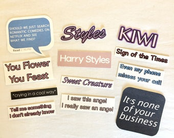 Harry Styles Stickers