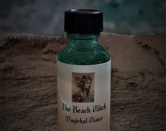 GLORY WATER, Ritual Water, Spell Water, Anointing Oil, Wicca, Witchcraft, Hoodoo, Pagan ~ 1 oz