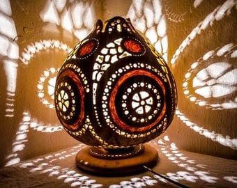 Shadow Lamps shadow lamp | etsy