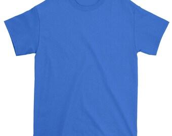 Basics - Plain Blank Mens T-shirt