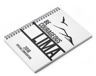 Lima Spiral Notebook
