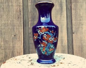 Beautiful Antique Floral Vase