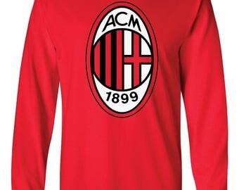 AC Milan Long-Sleeved Shirt