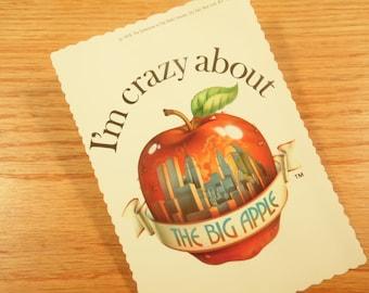 1970s New York City Postcard