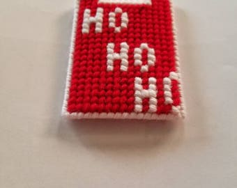 Ho ho ho gift card holder