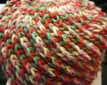 Chunky Knitted Hat/Winter fashion 2018/fashionista/Cozy/Warm/