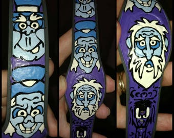 Haunted Mansion Painted Magic Band