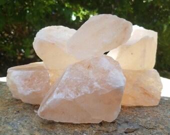 Himalayan Pink Salt Raw Large Chunks, Ionize and Purify the Air