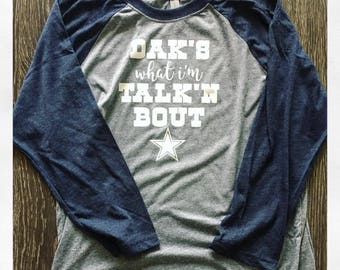 COWBOYS - Dak's What I'm Talk'n Bout - Dallas Cowboys