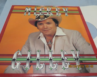 Mickey Gilley The Best Of P 16747 1982