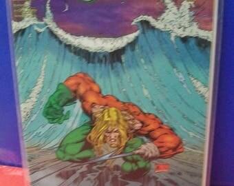 1994 Aquaman #0 The Beginning of Tomorrow VF-NM Unread Condition  Vintage  DC Comic Book
