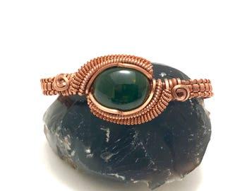 Jade Cuff/Bracelet