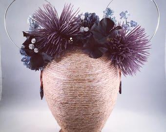 Ursula Sea Witch Flower Crown