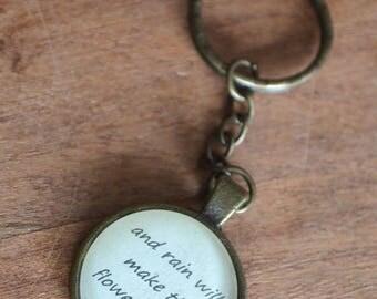 Les Miserables - Eponine Key Chain