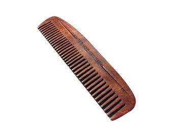 Premium Wooden Barber Comb 15.5 x 3.7cm