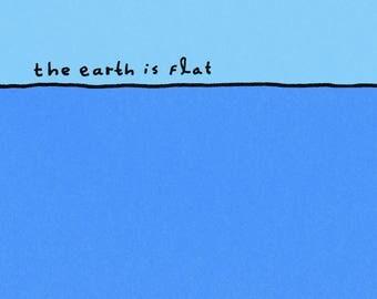 The Flat Is Flat