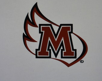 Embroidered Towel Approx 16x20 (Your Choice of color and Dseign) Meredith College