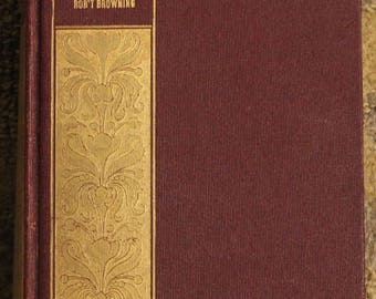 Browning's Poems | Robert Browning (1872, New Century Edition)