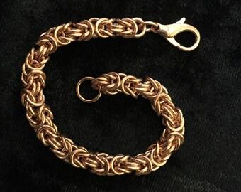 Copper Byzantine Bracelet