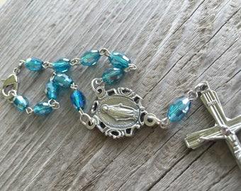 Catholic car rosary