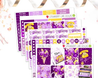 Making Plans Collection - Deluxe Kit