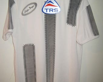 EUROPEAN Men's Fashion TRS SPORTSWEAR Motorcyle shirt Sz Large