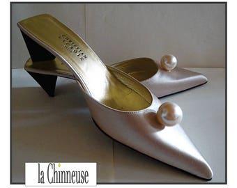 CHRISTIAN LACROIX shoes /Sandales Mules Christian Lacroix.