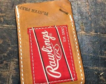 Baseball Glove Wallet