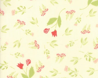 Moda THE FRONT PORCH Quilt Fabric 1/2 Yard By Sherri & Chelsi - Ivory 37541 11