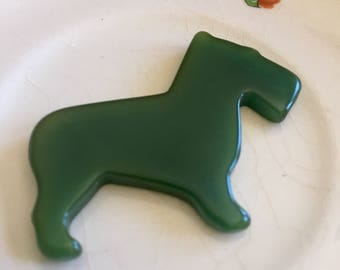 Bakelite Scotty Dog Highly Collectible