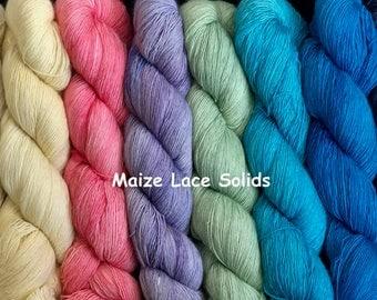 Maize Lace- Solids