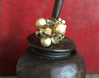 Vintage Adjustable Ring