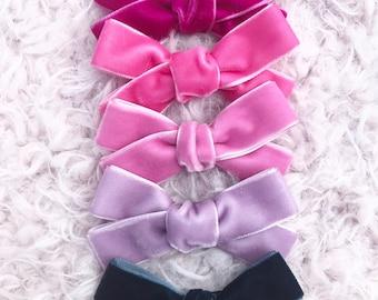 Velvet everly bows