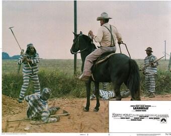 Leadbelly – 1976 - Original US lobby card  #  5