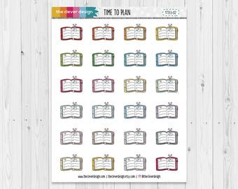 Time to Plan | Let's Journal | Planning | Planner Stickers | 17353-02