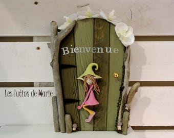 Fairy door. Fairy door... invite fairies into your home!
