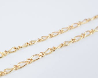 "18K Gold Filled Chain 17.25"" Inch CG177"