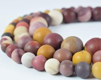 6mm/8mm/10mm Round Mookaite Jasper Beads, Genuine Jasper, Round Jasper Beads, Stone Ball, Beads Stone, Round Bead, Stone Beads