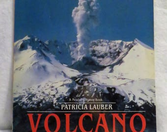 VOLCANO The Eruption and Healing of Mount St. Helens, 1987 Paperback About the May 18, 1980 Volcanic Explosion of Mount St. Helens