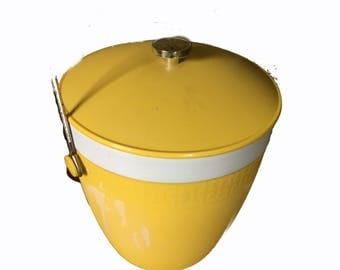 Vintage Ice Bucket...Thermo-Ware...Shipping included in price !